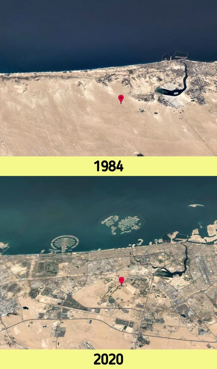不只冰川消失!9個地球過去30年「毀滅性改變」