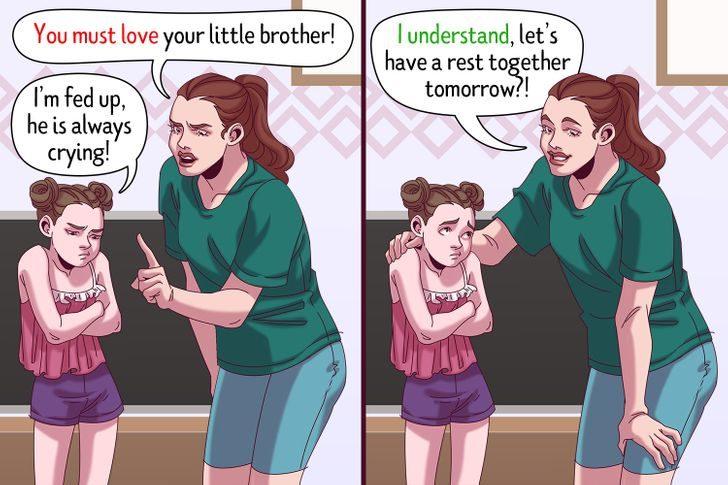 爸媽親手「毀滅兄弟姊妹感情」的7句話!千萬別說「你是弟妹的榜樣」