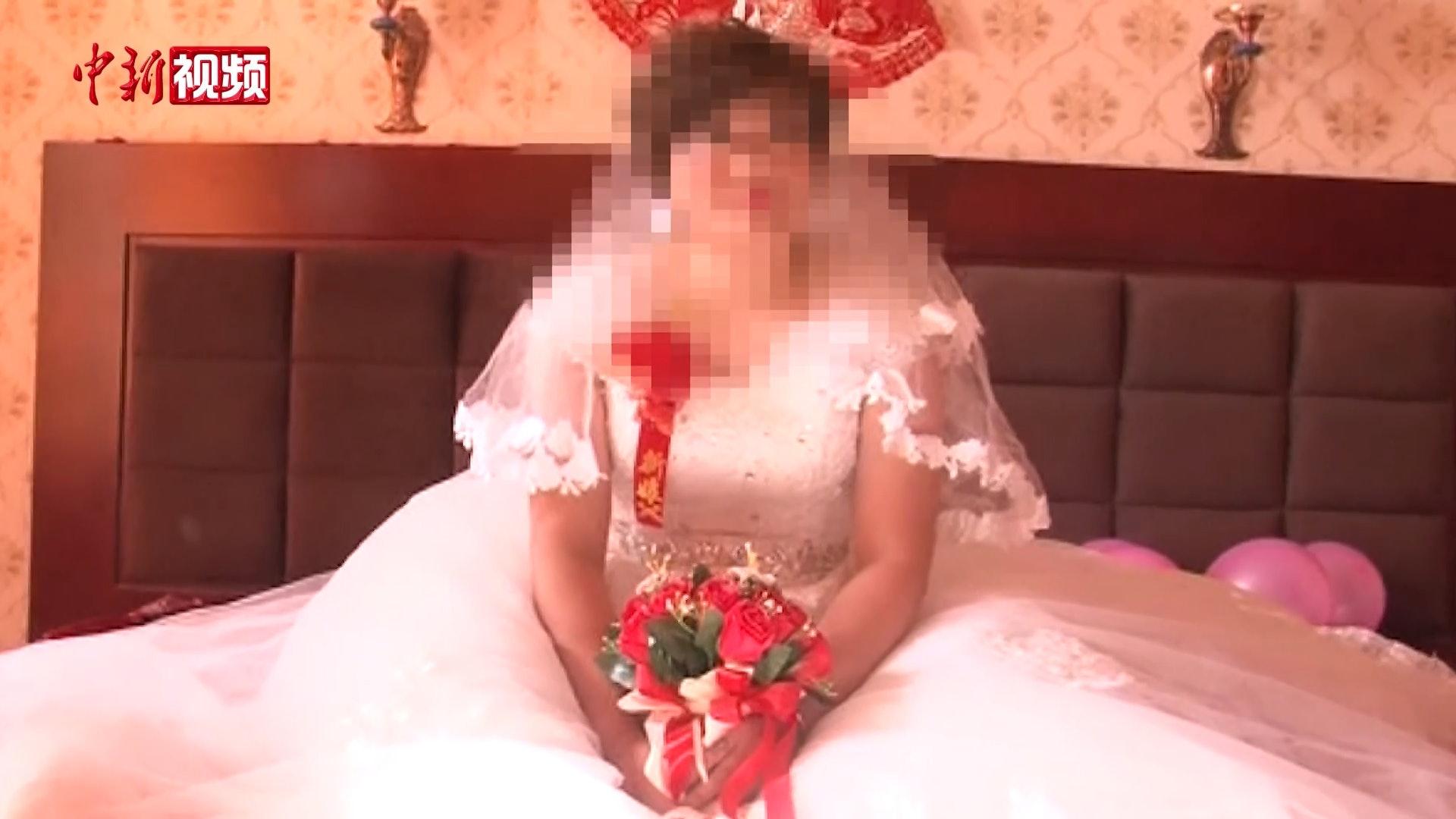 癡情男上網「看片」 驚見老婆跟別人結婚