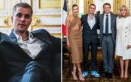 小賈斯汀會見法國總統 西裝配Nike球鞋被轟「太隨便」惹議