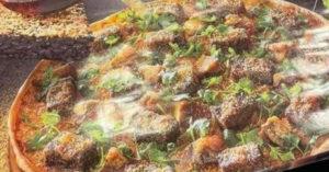 「義大利人氣到向台灣宣戰!」 必勝客推新品披薩網嚇傻