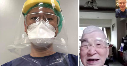 96歲老爸爸問「怎麼都不回家?」 急診醫「溫暖回覆」感動上萬網友