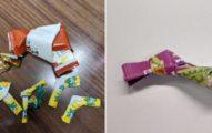 日本人吃完零食「無意識舉動」讓外國人看傻:幹嘛打結?