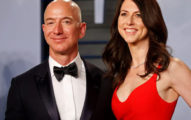 貝佐斯前妻又捐745億!前後捐2千億「仍是全球第22富豪」