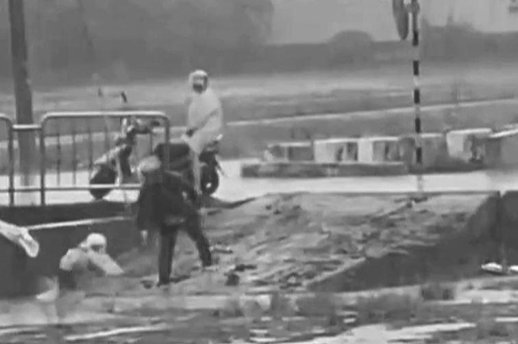 台中5歲男童遭同居人「3度拋摔進泥田」 母親從頭到尾冷眼旁觀