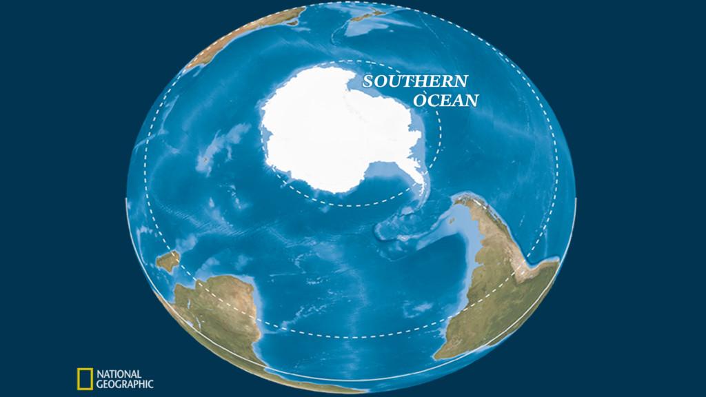 教科書世紀大改寫!學者終承認:「南冰洋」為全球第5大洋