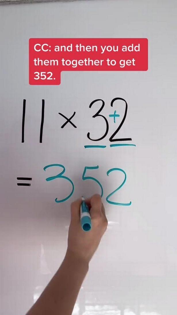 數學白痴有救!她分享超簡單「快速心算法」瞬間算出答案