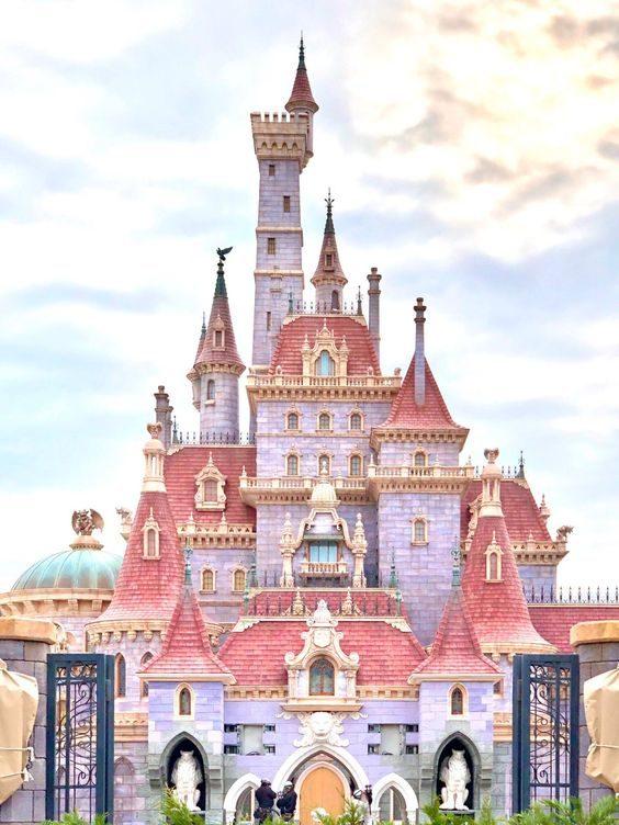 住在城堡裡