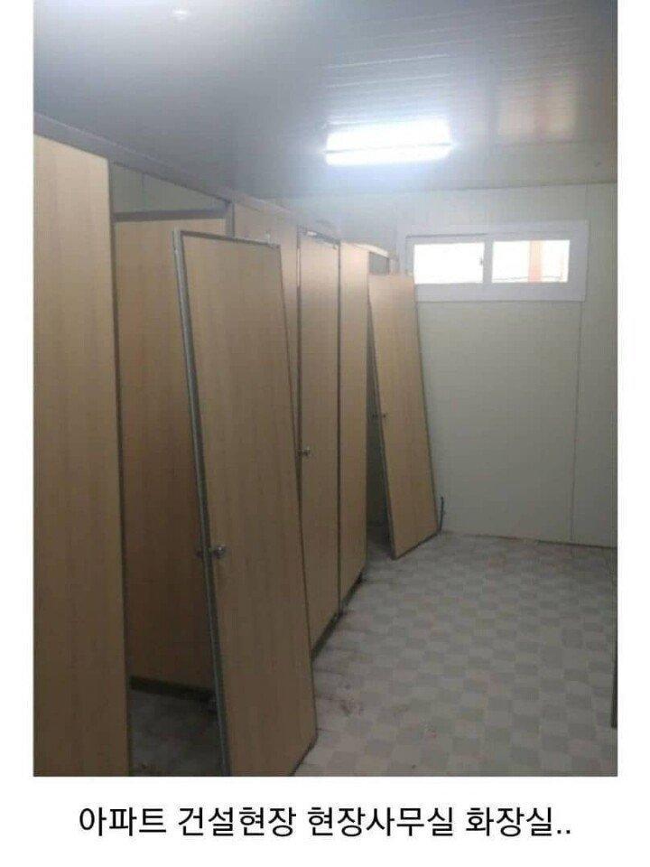 開門上廁所