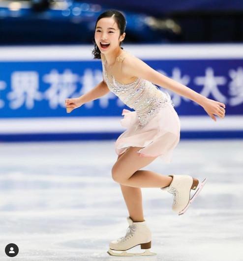 滑冰界胡蝶忍