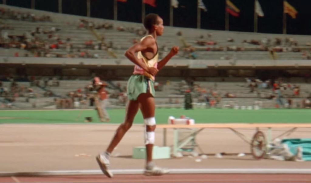 奧運選手脫臼跑完馬拉松