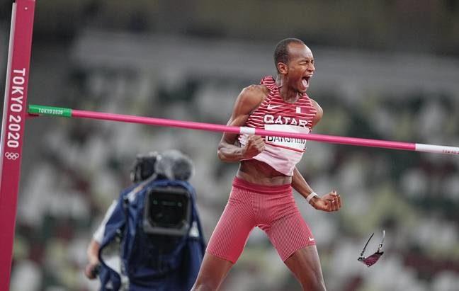 奧運雙金牌