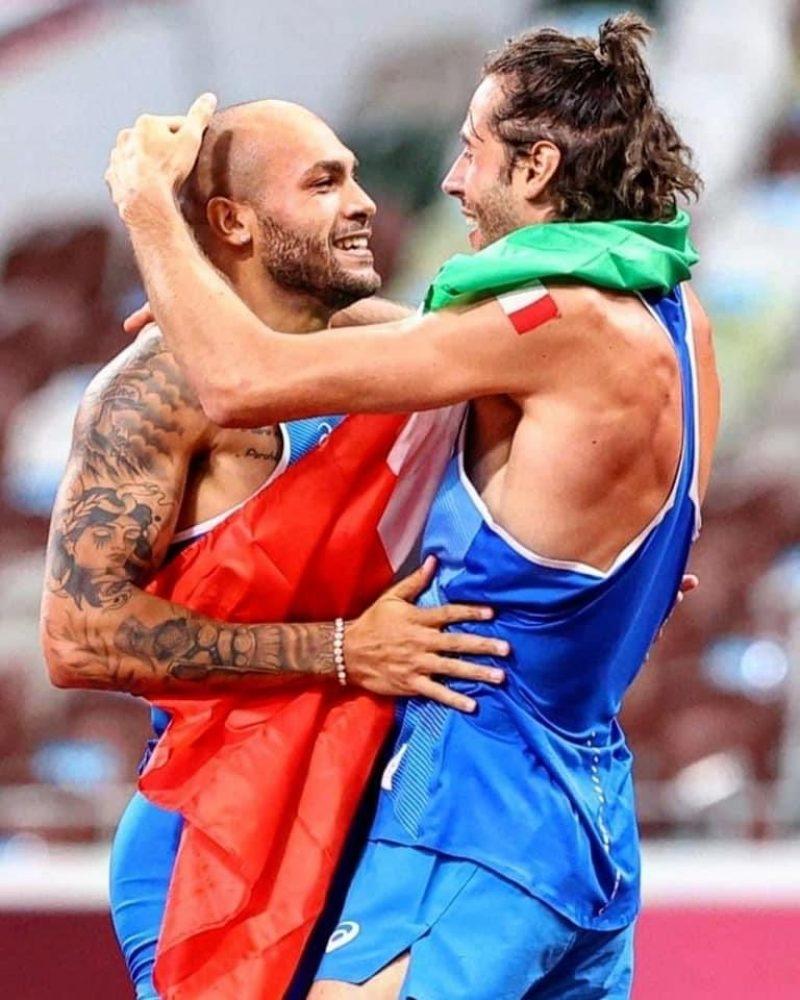 義大利金牌之吻