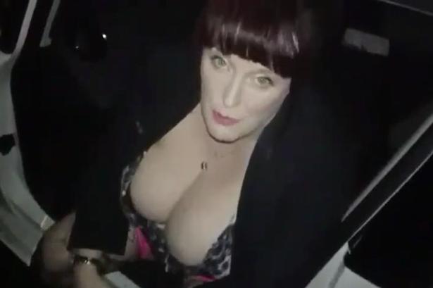女優連結警察