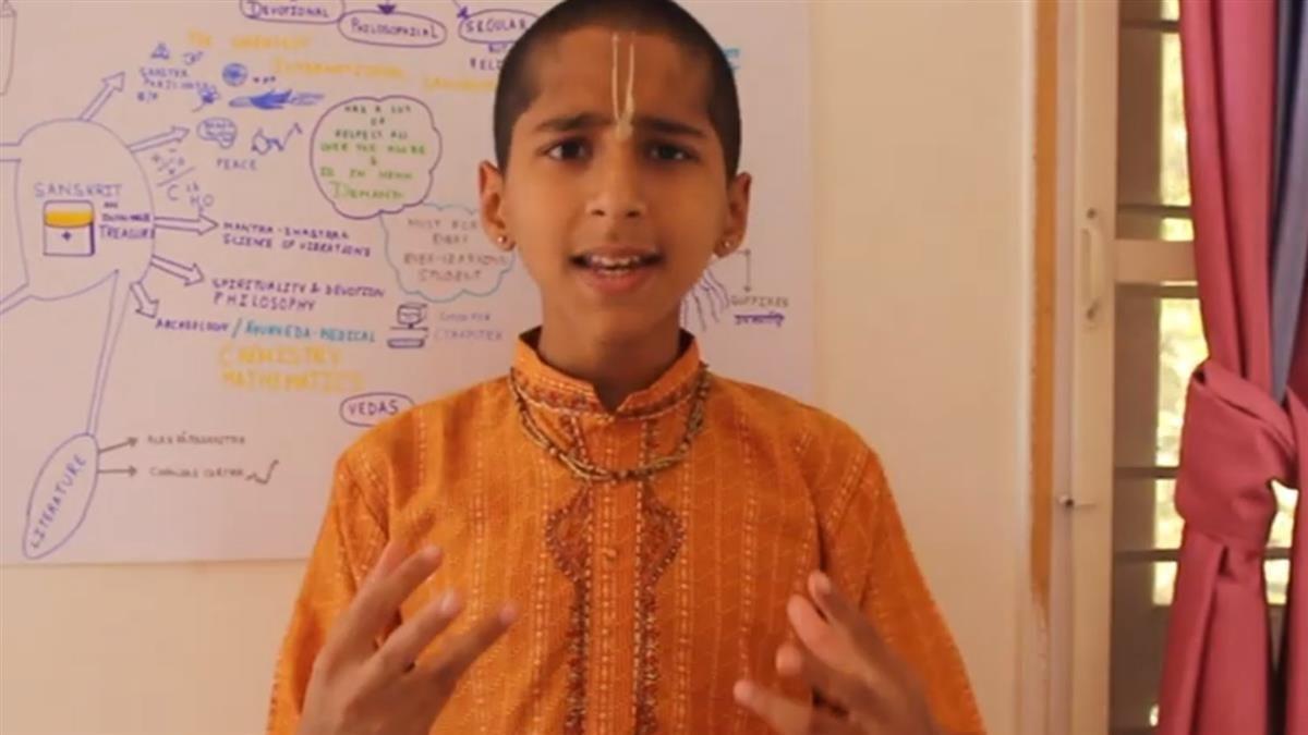 醫師不信印度神童