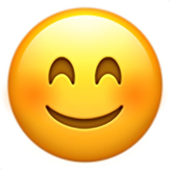 微笑表情符號