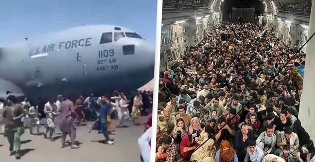 阿富汗逃亡現實