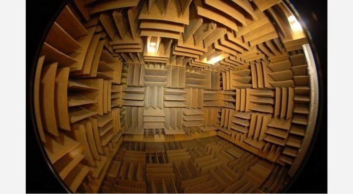 世界上最安靜的房間