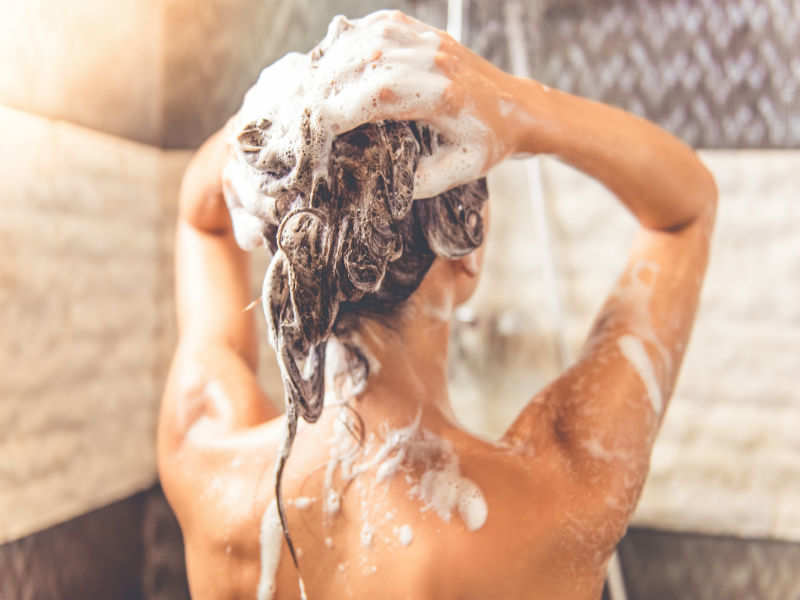 不洗澡被離婚
