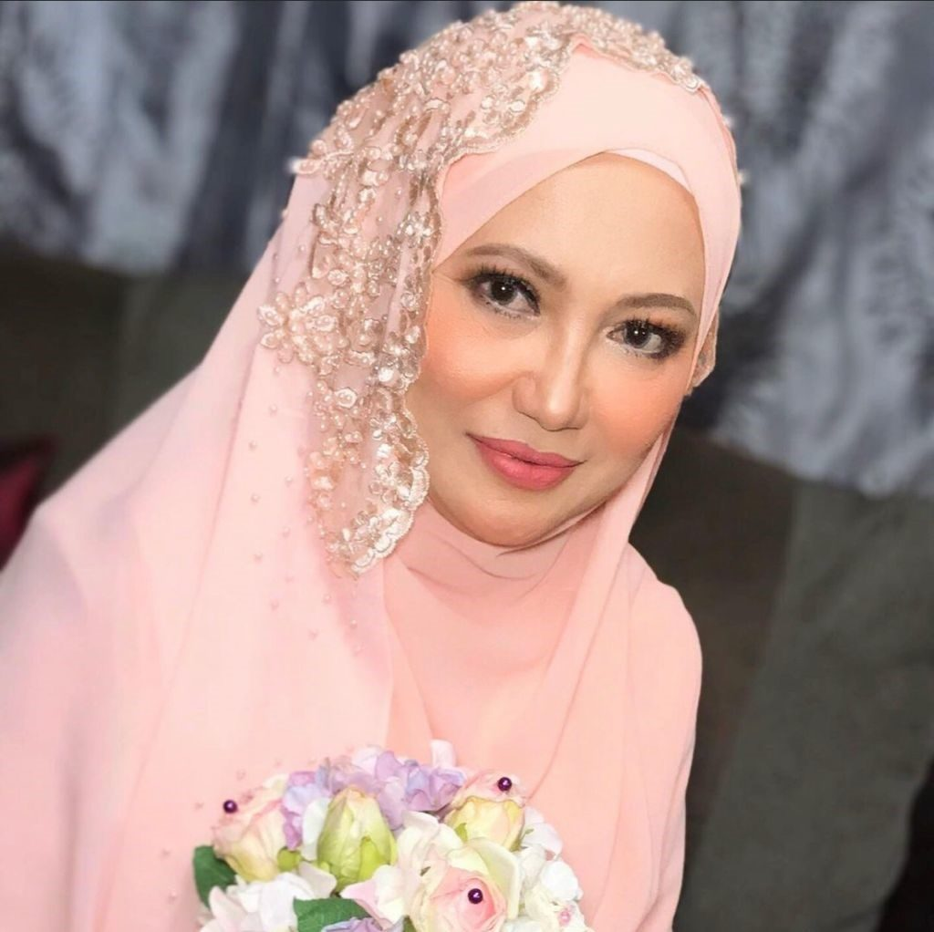 60歲新娘妝